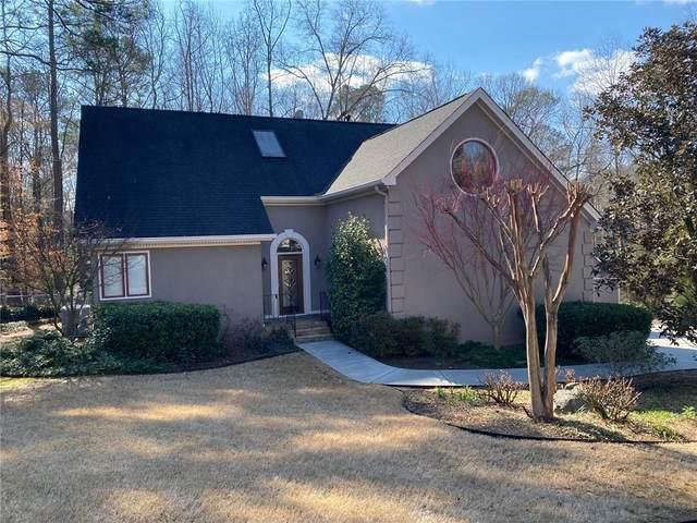 2888 Evans Ridge Circle, Atlanta, GA 30340 (MLS #6684279) :: RE/MAX Paramount Properties