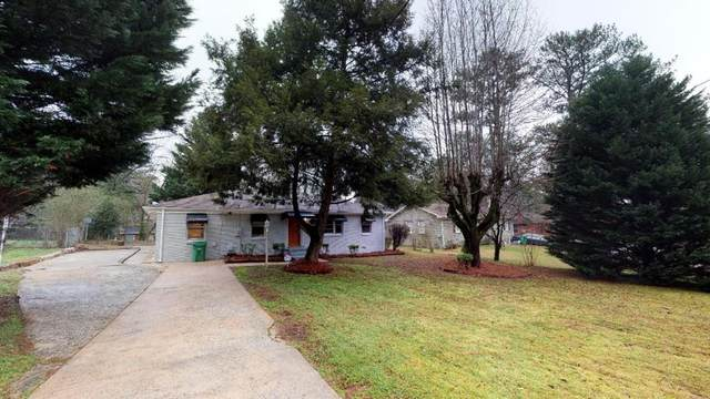 2886 Horse Shoe Drive SE, Atlanta, GA 30316 (MLS #6684303) :: Good Living Real Estate