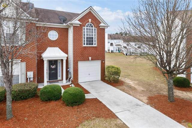 6437 Parkway Trace, Lithonia, GA 30058 (MLS #6684304) :: The Realty Queen Team