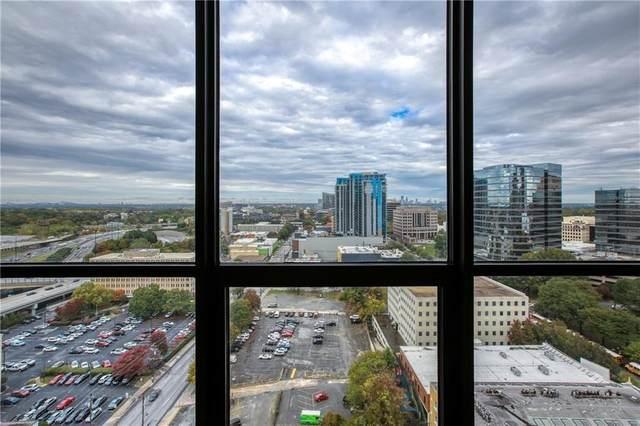 1280 W Peachtree Street NW #2302, Atlanta, GA 30309 (MLS #6684307) :: The Heyl Group at Keller Williams