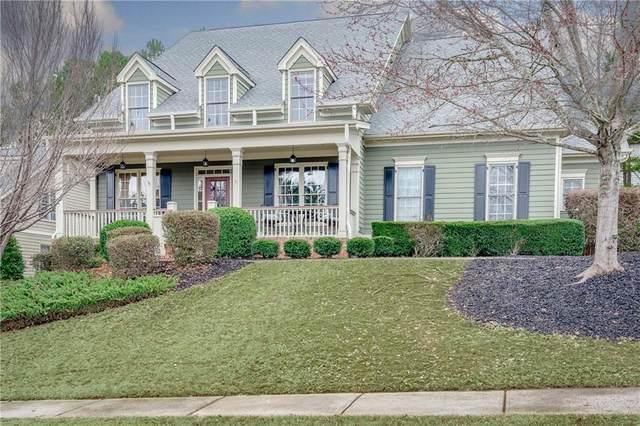 116 Arcadia Park Drive, Canton, GA 30114 (MLS #6684341) :: Charlie Ballard Real Estate