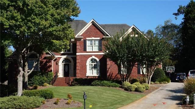 1490 Woodland Lake Drive, Snellville, GA 30078 (MLS #6684355) :: The Heyl Group at Keller Williams