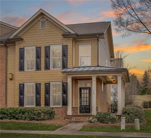 264 South Village Square, Canton, GA 30115 (MLS #6684359) :: Path & Post Real Estate
