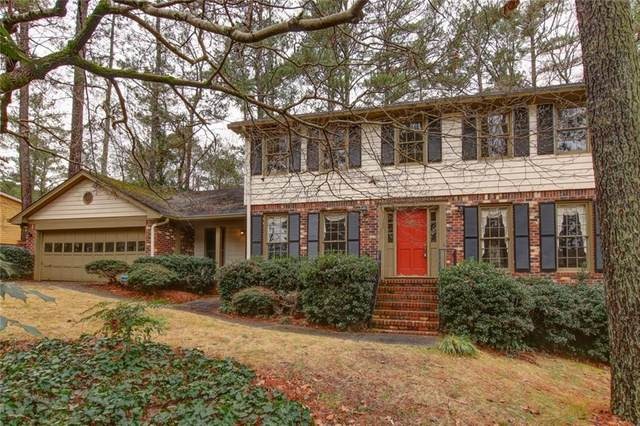 3797 Clubhouse Way SE, Conyers, GA 30094 (MLS #6684369) :: Charlie Ballard Real Estate