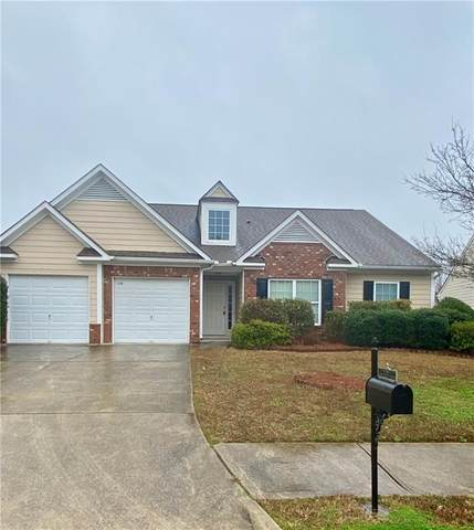 5506 Somer Ridge Court, Douglasville, GA 30134 (MLS #6684373) :: BHGRE Metro Brokers