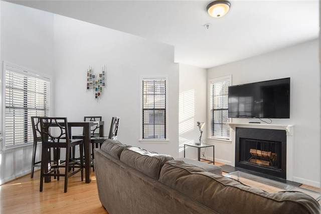 1050 Piedmont Avenue NE #37, Atlanta, GA 30309 (MLS #6684381) :: Rich Spaulding