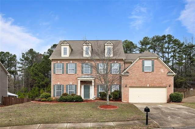 611 Whistler Drive, Canton, GA 30115 (MLS #6684384) :: North Atlanta Home Team
