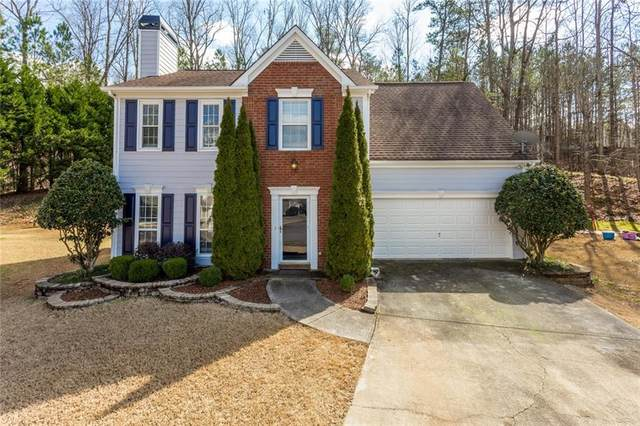 2965 Bancroft Glen NW, Kennesaw, GA 30144 (MLS #6684386) :: Kennesaw Life Real Estate