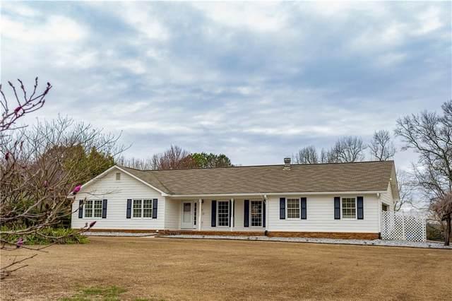 1420 Ridge Road, Lawrenceville, GA 30043 (MLS #6684392) :: The Heyl Group at Keller Williams