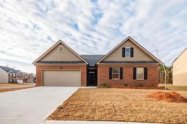 3643 Stonebranch Lane, Loganville, GA 30052 (MLS #6684399) :: The Heyl Group at Keller Williams