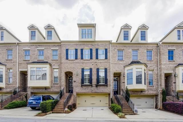 548 Sarabrook Place, Atlanta, GA 30342 (MLS #6684420) :: Good Living Real Estate