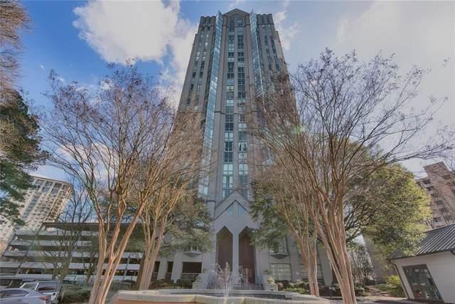 2870 Pharr Court South NW #1410, Atlanta, GA 30305 (MLS #6684430) :: Rich Spaulding
