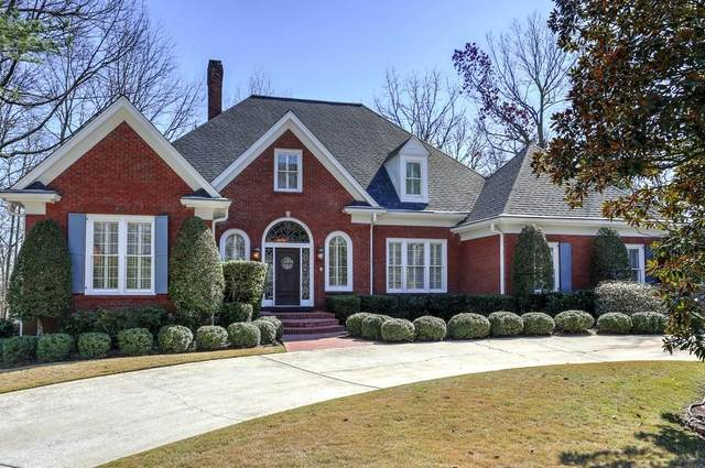 8945 Laurel Way, Johns Creek, GA 30022 (MLS #6684442) :: RE/MAX Paramount Properties