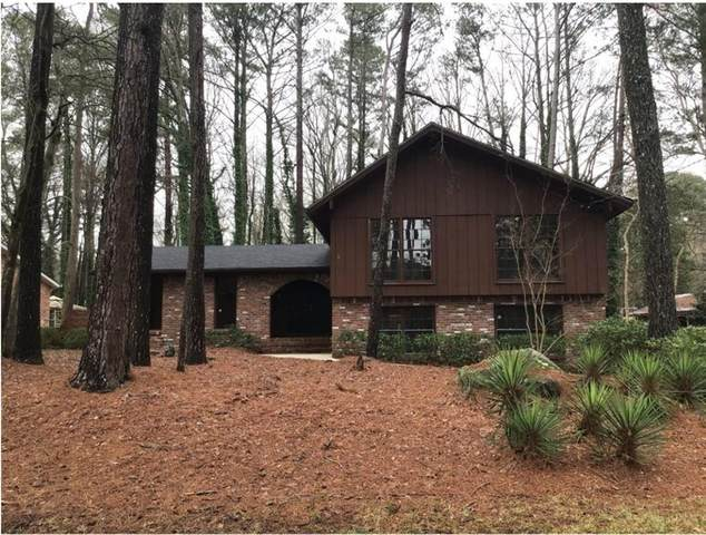 6430 Tahoe Drive, College Park, GA 30349 (MLS #6684444) :: North Atlanta Home Team