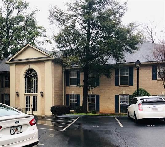 750 Dalrymple Road F2, Atlanta, GA 30328 (MLS #6684449) :: The Heyl Group at Keller Williams