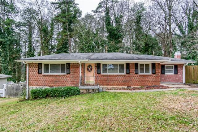3173 Pinehill Drive, Decatur, GA 30032 (MLS #6684463) :: Compass Georgia LLC