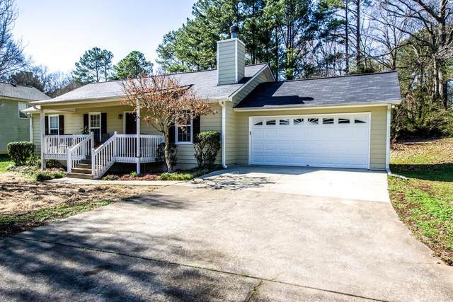 1210 Hardin Bridge Road, Euharlee, GA 30145 (MLS #6684481) :: The Cowan Connection Team