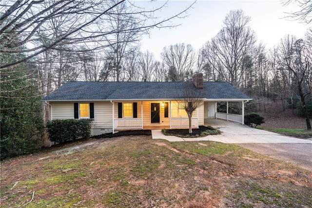 3818 Cochran, Gainesville, GA 30506 (MLS #6684501) :: RE/MAX Prestige