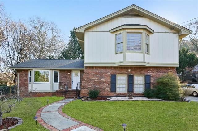 1675 Moncrief Circle, Decatur, GA 30033 (MLS #6684510) :: RE/MAX Prestige