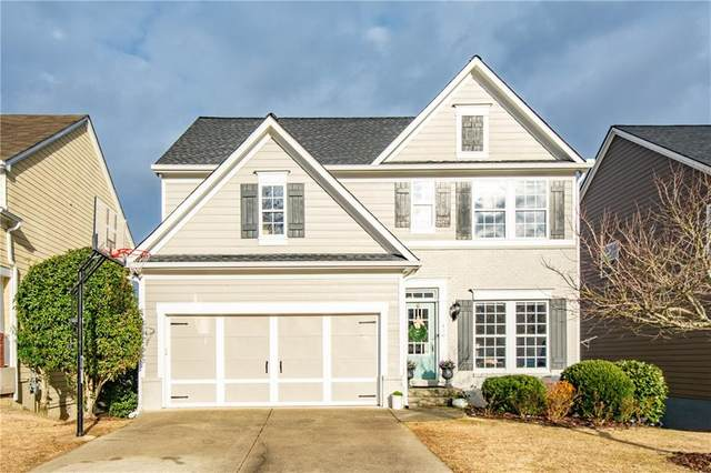 450 Morning Dove Lane, Suwanee, GA 30024 (MLS #6684513) :: RE/MAX Prestige