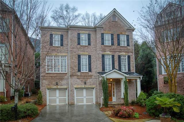 3532 Preserve Drive SE, Atlanta, GA 30339 (MLS #6684519) :: Good Living Real Estate