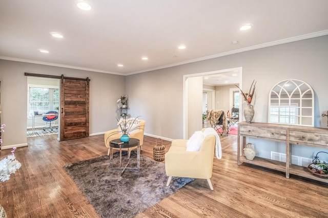 1585 Peachtree Battle Avenue, Atlanta, GA 30327 (MLS #6684561) :: Good Living Real Estate