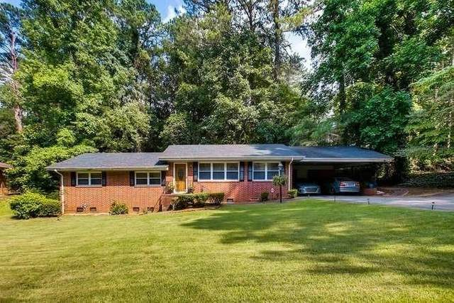 3482 Scenic Drive, East Point, GA 30344 (MLS #6684572) :: Good Living Real Estate