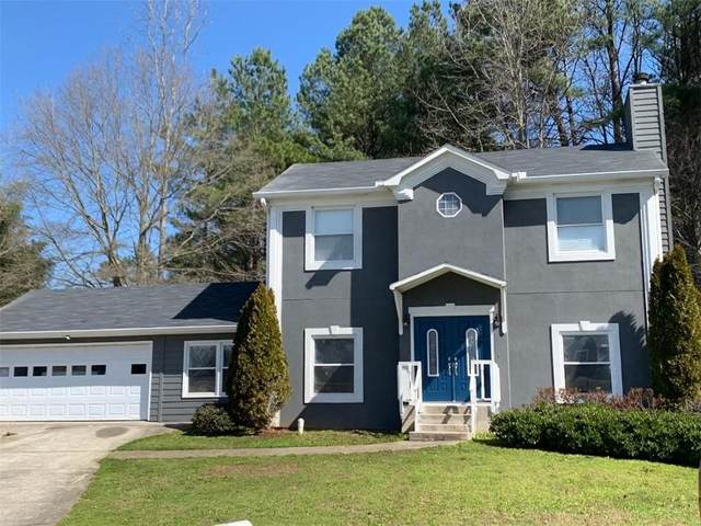 1011 Waterford Park Court, Lawrenceville, GA 30044 (MLS #6684590) :: The North Georgia Group