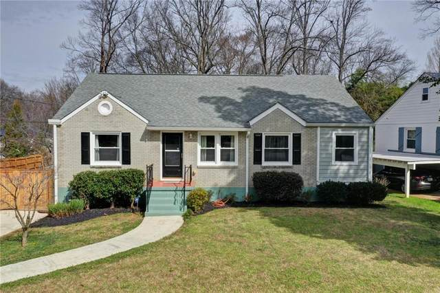 1230 Oakfield Drive SE, Atlanta, GA 30316 (MLS #6684604) :: RE/MAX Prestige