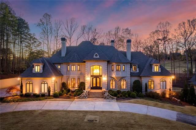 9300 Chandler Bluff, Alpharetta, GA 30022 (MLS #6684618) :: Charlie Ballard Real Estate