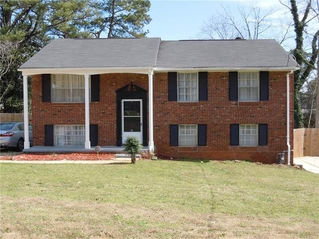 2197 Twilley Circle SW, Marietta, GA 30060 (MLS #6684629) :: Charlie Ballard Real Estate