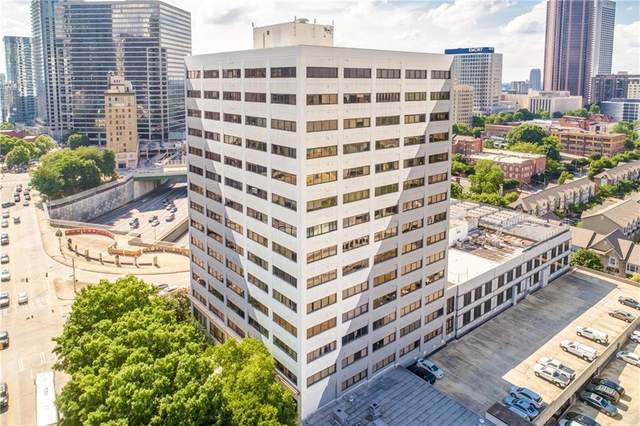 120 Ralph Mcgill Boulevard NE #610, Atlanta, GA 30308 (MLS #6684643) :: Good Living Real Estate
