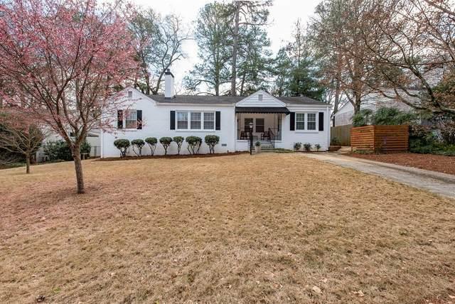 2355 Eastway Road, Decatur, GA 30033 (MLS #6684663) :: Good Living Real Estate