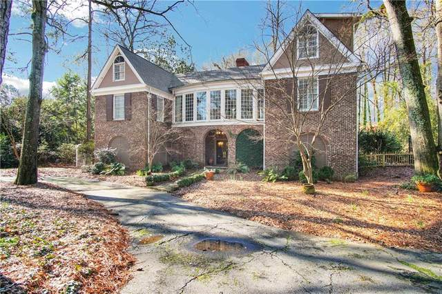 1018 Peachtree Battle Circle NW, Atlanta, GA 30327 (MLS #6684666) :: The Zac Team @ RE/MAX Metro Atlanta