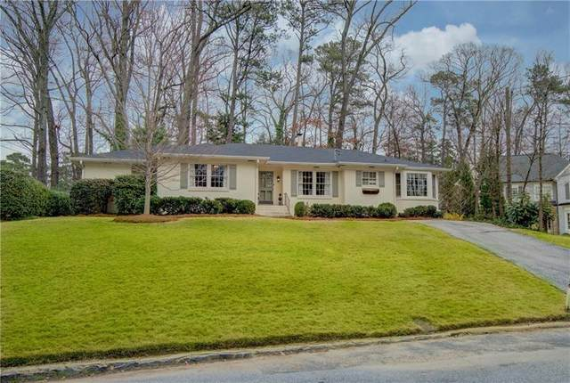 1986 Brookview Drive NW, Atlanta, GA 30318 (MLS #6684686) :: The Zac Team @ RE/MAX Metro Atlanta