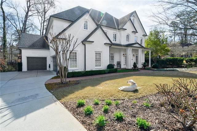 1087 Hunters Brook Court NE, Brookhaven, GA 30319 (MLS #6684698) :: MyKB Partners, A Real Estate Knowledge Base