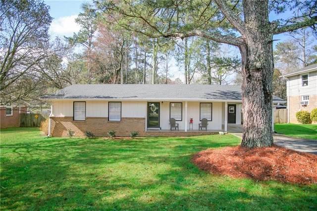 883 Short Street, Lawrenceville, GA 30046 (MLS #6684705) :: North Atlanta Home Team