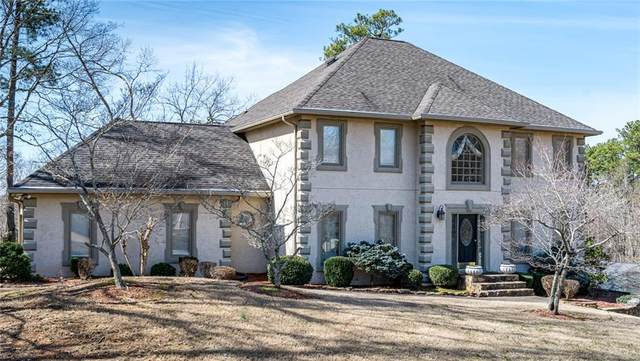 850 Ferncroft Court, Roswell, GA 30075 (MLS #6684712) :: The Cowan Connection Team