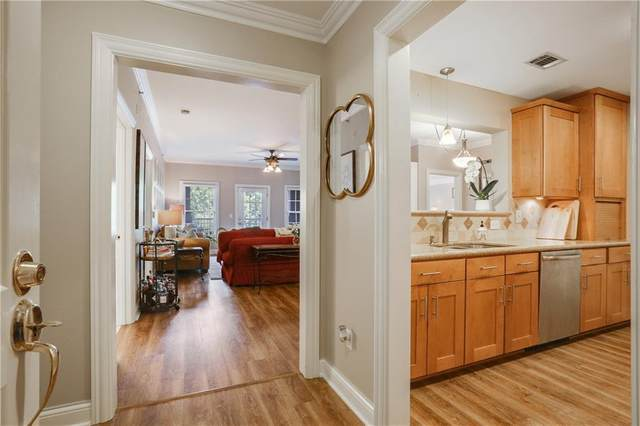 211 Colonial Homes Drive NW #2305, Atlanta, GA 30309 (MLS #6684717) :: The Cowan Connection Team