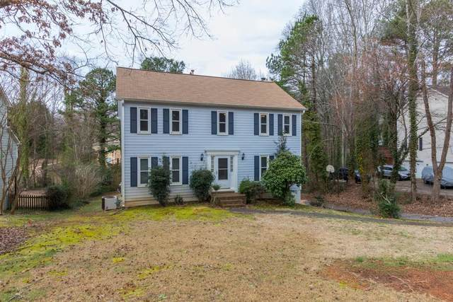 3321 Woodleaf Way, Marietta, GA 30062 (MLS #6684720) :: KELLY+CO