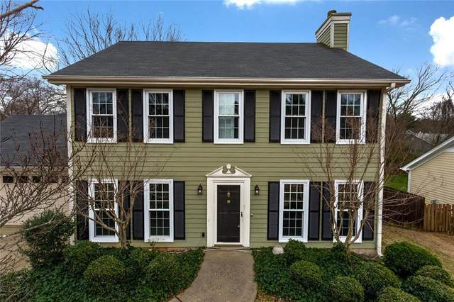12585 Concord Hall Drive, Alpharetta, GA 30005 (MLS #6684743) :: The Cowan Connection Team
