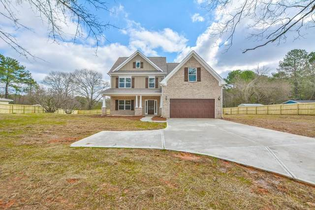 1738 Hewatt Road SW, Lilburn, GA 30047 (MLS #6684745) :: North Atlanta Home Team