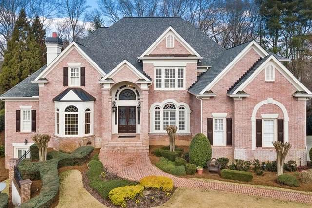 374 Caruso Court, Sandy Springs, GA 30350 (MLS #6684749) :: Good Living Real Estate