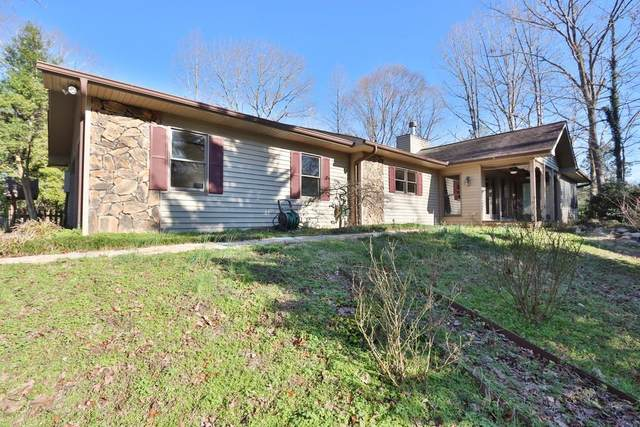 210 Robinson Road, Dahlonega, GA 30533 (MLS #6684765) :: North Atlanta Home Team