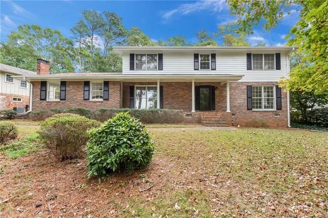 1819 W Nancy  Creek Drive NE, Brookhaven, GA 30341 (MLS #6684829) :: North Atlanta Home Team