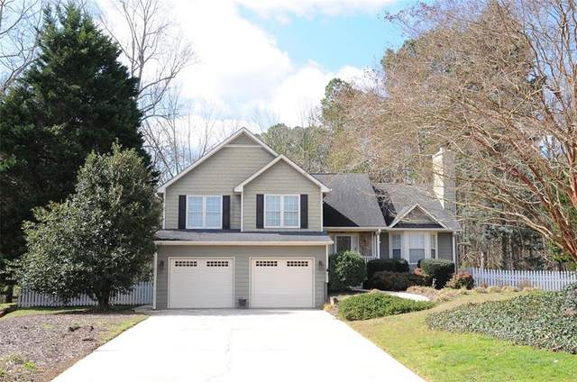 2570 Valley Ridge Drive, Cumming, GA 30040 (MLS #6684830) :: Charlie Ballard Real Estate