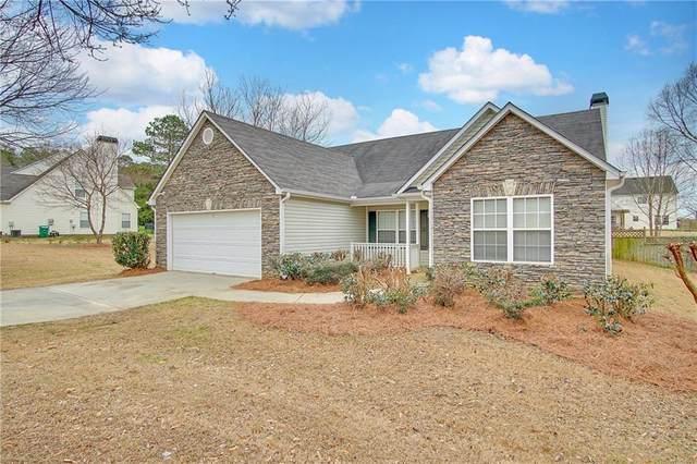 4284 Parks Ridge Drive, Snellville, GA 30039 (MLS #6684832) :: The North Georgia Group