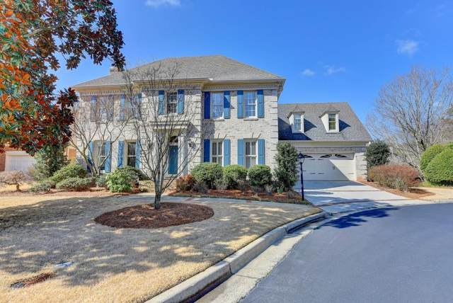 5473 Coburn Court, Dunwoody, GA 30338 (MLS #6684858) :: Scott Fine Homes