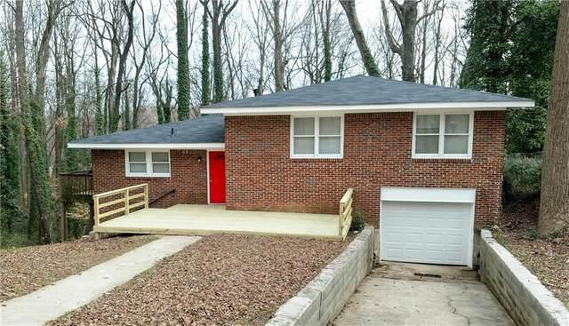 425 Larchmont Drive NW, Atlanta, GA 30318 (MLS #6684859) :: Good Living Real Estate