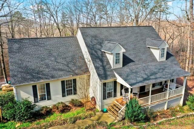 4460 Whiporwill Road, Gillsville, GA 30543 (MLS #6684878) :: Lakeshore Real Estate Inc.